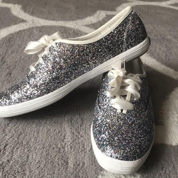 3c752ad3b339 Keds Shoes - Keds x Kate Spade New York In Crystal Silver